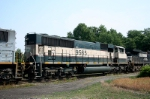 BNSF 9565